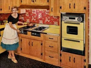 DESIGN A 1950S KITCHEN « Kitchen Design Ideas