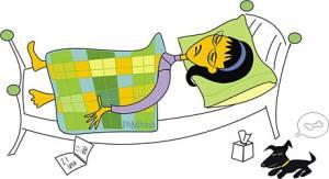 sleepyhead, c. PamDoro