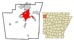 Fayetteville, Washington County, Arkansas