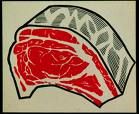 meat-roy-lichtenstein