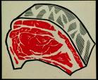 meat-roy-lichtenstein