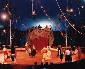 Circus Flora ensemble