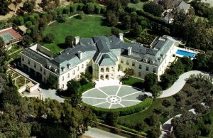 Spelling Mansion (Holmby Hills, California)