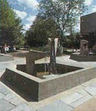 Landscape architecture at its best: Northwest Plaza 1960s