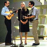 Peter Paul & Mary, early 60s