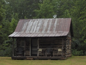 Kentucky Log Cabin