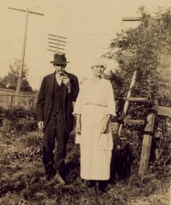 Francis Marion & Martha Jane Shelton